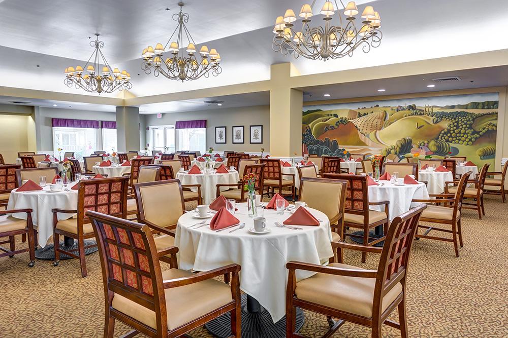 The Village at Rancho Solano | Dining Room
