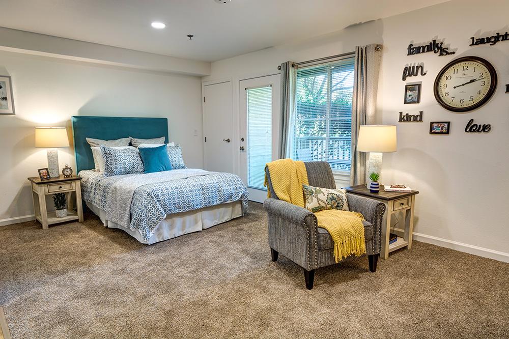 The Village at Rancho Solano | Bedroom