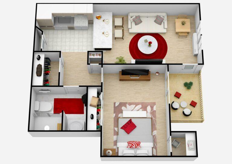 The Village at Rancho Solano | One Bedroom