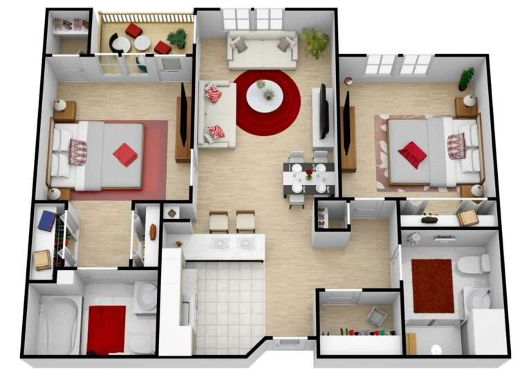 The Village at Rancho Solano | Two Bedroom