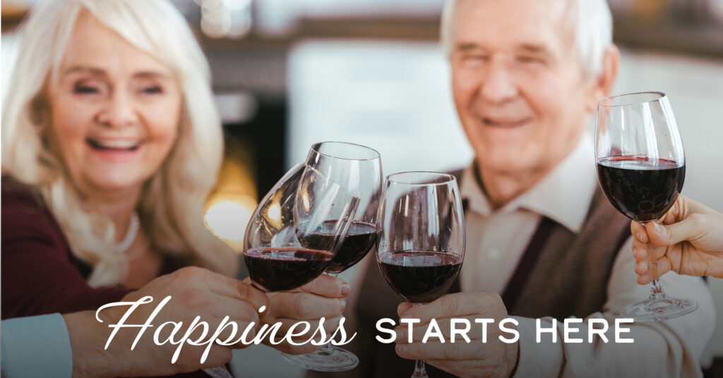 Town Village of Leawood | Happiness Starts Here