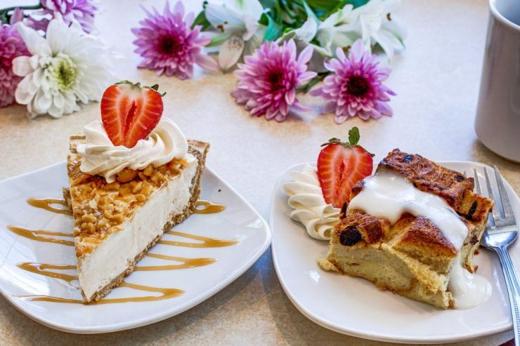Town Village of Leawood | Dessert plates