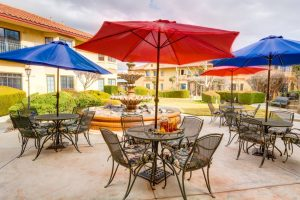 Whispering Winds of Apple Valley | Patio
