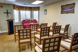 Whispering Winds of Apple Valley | Activity Room