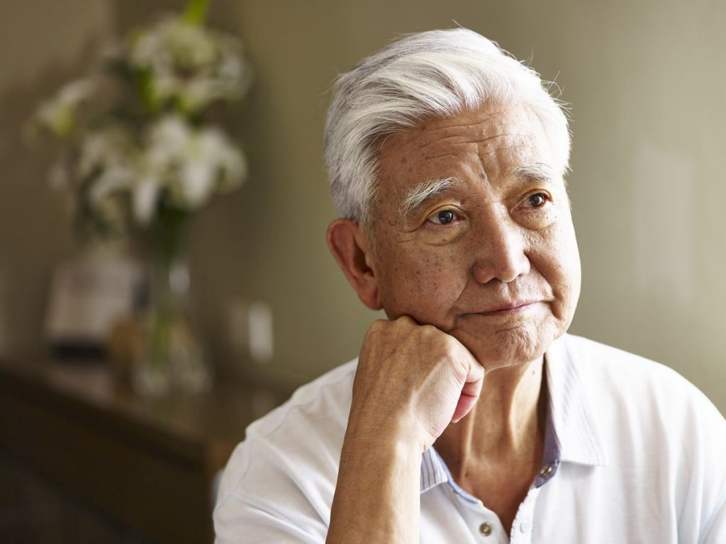Pegasus Senior Living | Senior man