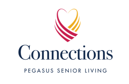 Pegasus Senior Living | Connections Memory Care logo