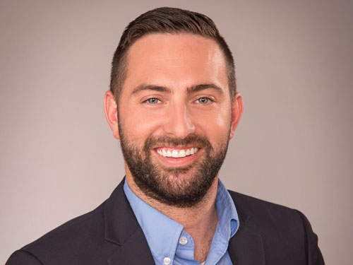 Justin Wray Pegasus Senior Living Vice President of Sales and Marketing