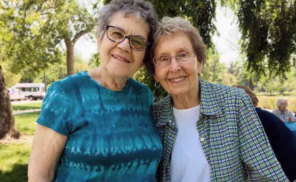 Pegasus Senior Living | Senior women smiling