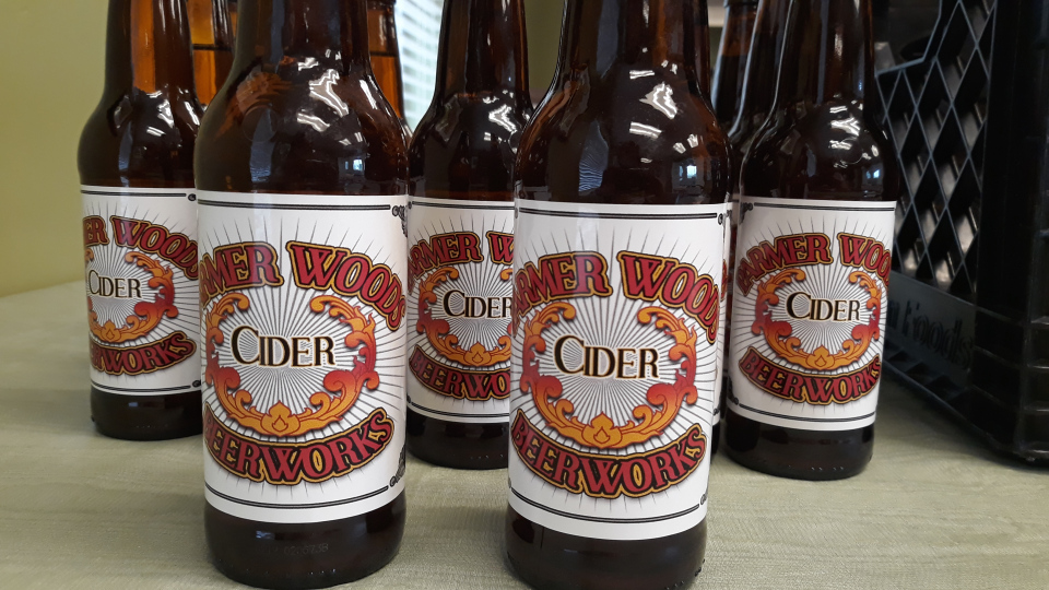 Parmer Woods North Austin senior's beer from brewery