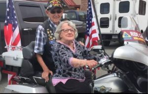 Cecily, 99-year-old war veteran, The Landing at Queensbury, NY