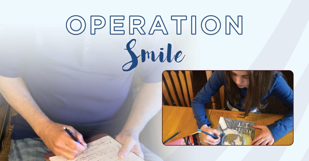 Pegasus Senior Living | Operation Smile: sharing happiness with residents of Sun City West Assisted Living