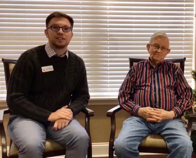 Robert White interview on his upcoming 10 millionth step at Dunwoody Place