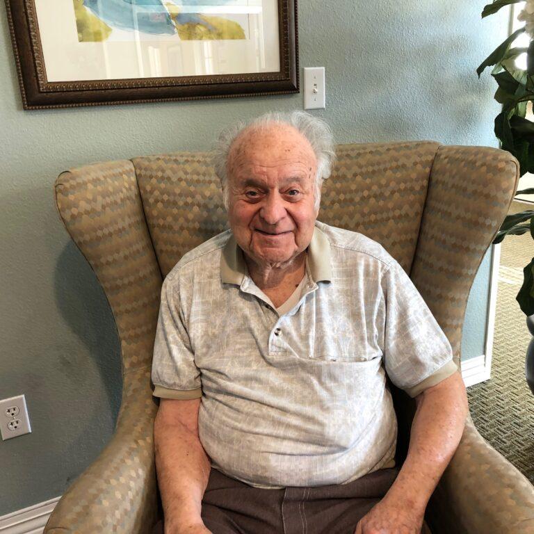 Pegasus Senior Living | George Tikotsky