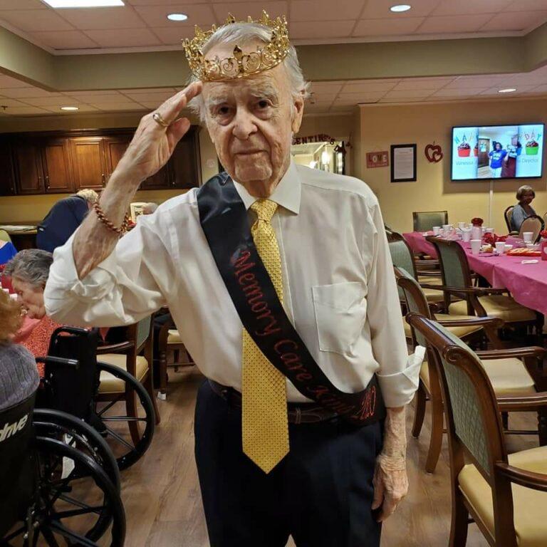 Pegasus Senior Living | William Bill Holmes