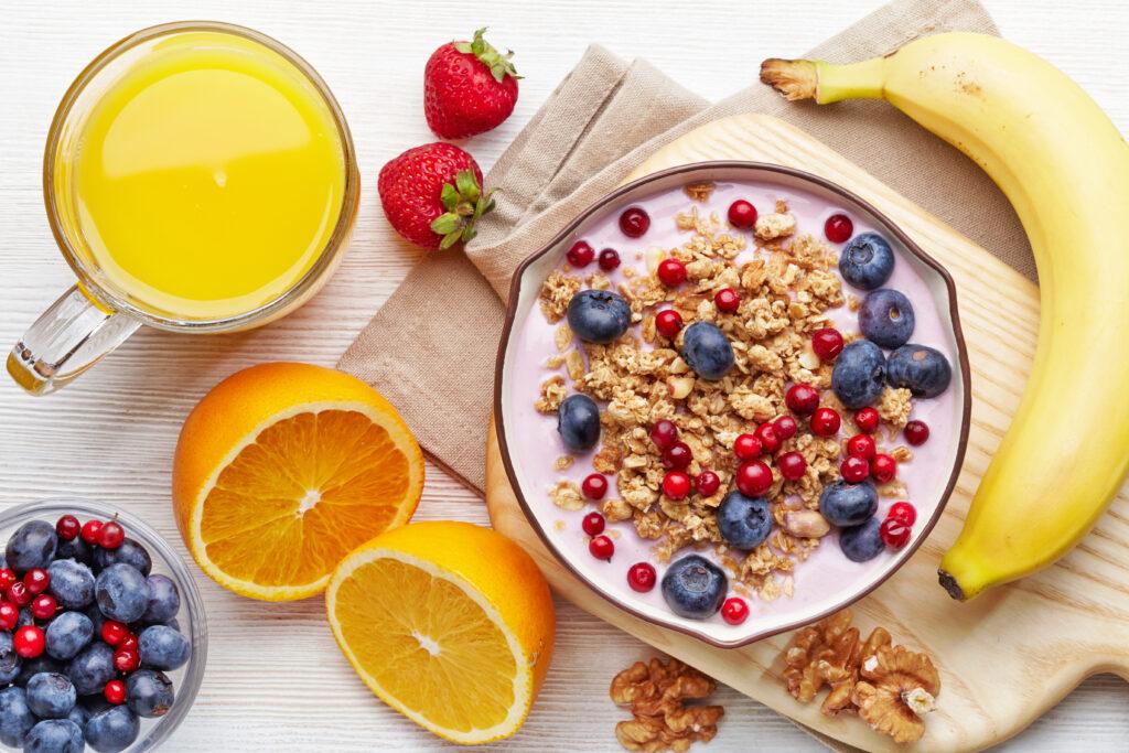 Pegasus Senior Living | Healthy breakfast