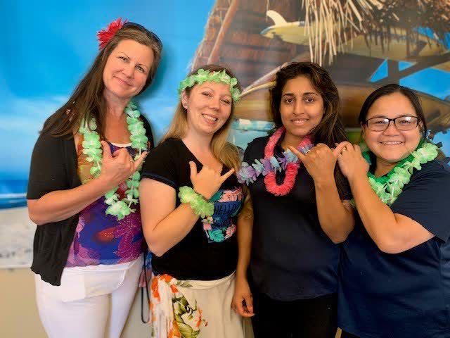 Pegasus Senior Living | Jasmina and her team