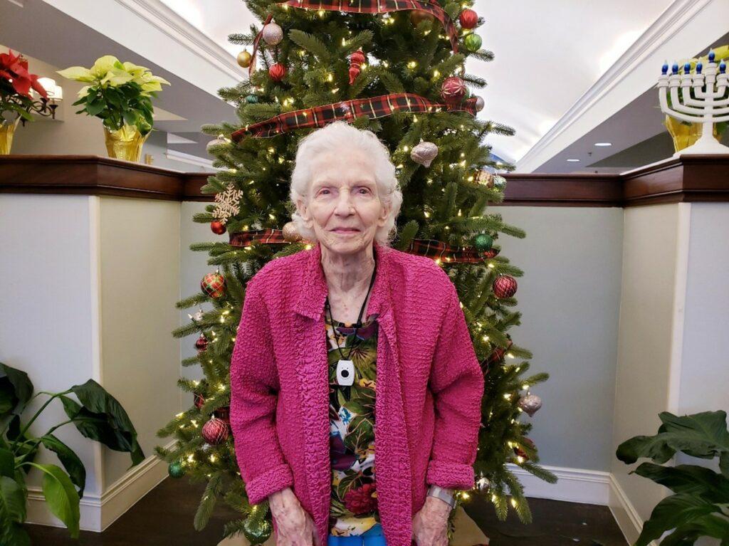 Pegasus Senior Living   Marjorie at The Farrington at Tanglewood