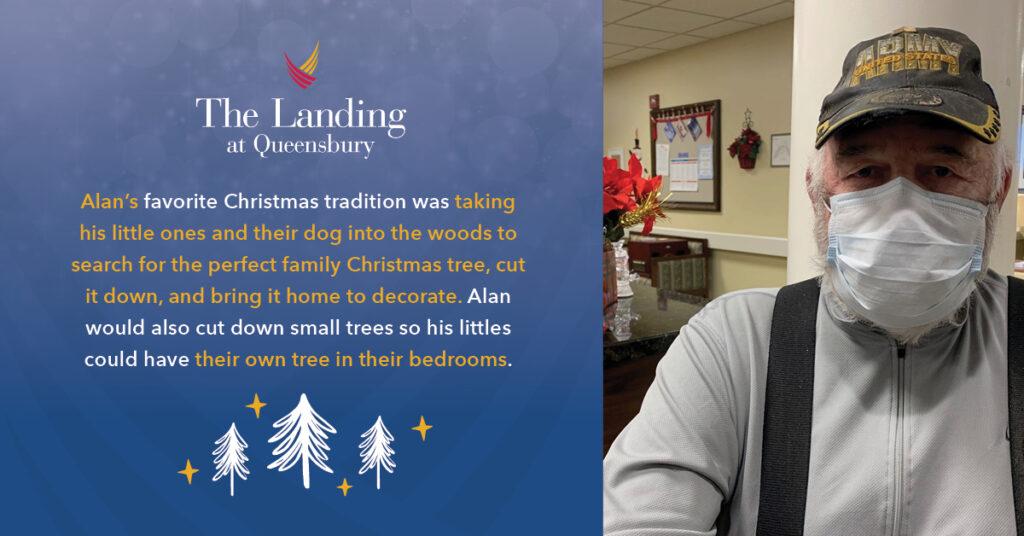 Pegasus Senior Living   Alan's Holiday Tradition