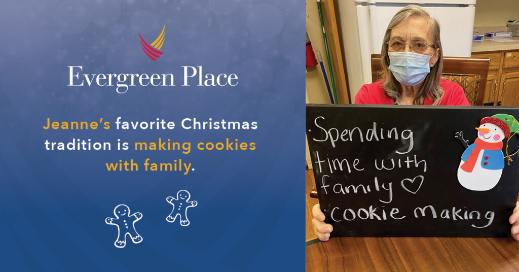 Pegasus Senior Living | Jeanne's Holiday Tradition