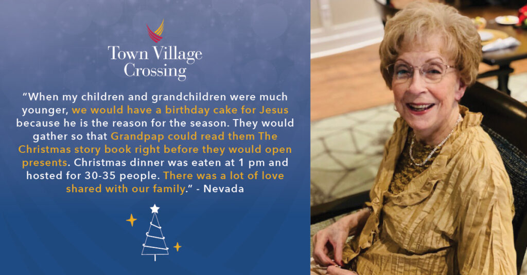 Pegasus Senior Living | Nevada's Holiday Tradition