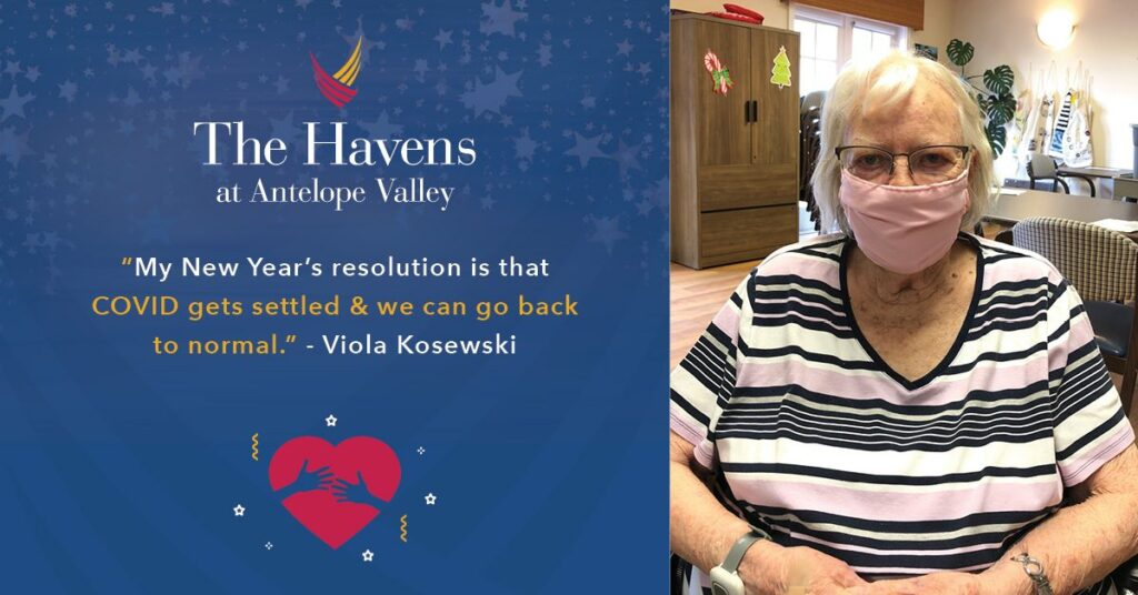 Pegasus Senior Living | Viola at The Havens at Antelope Valley