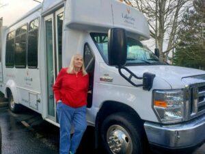 Pegasus Senior Living | Mickey at Lakeview of Kirkland