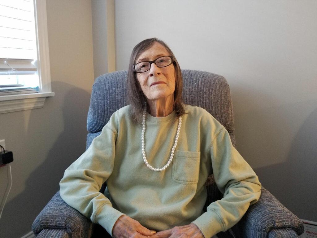 Pegasus Senior Living | Ms. Joann at Magnolia Place