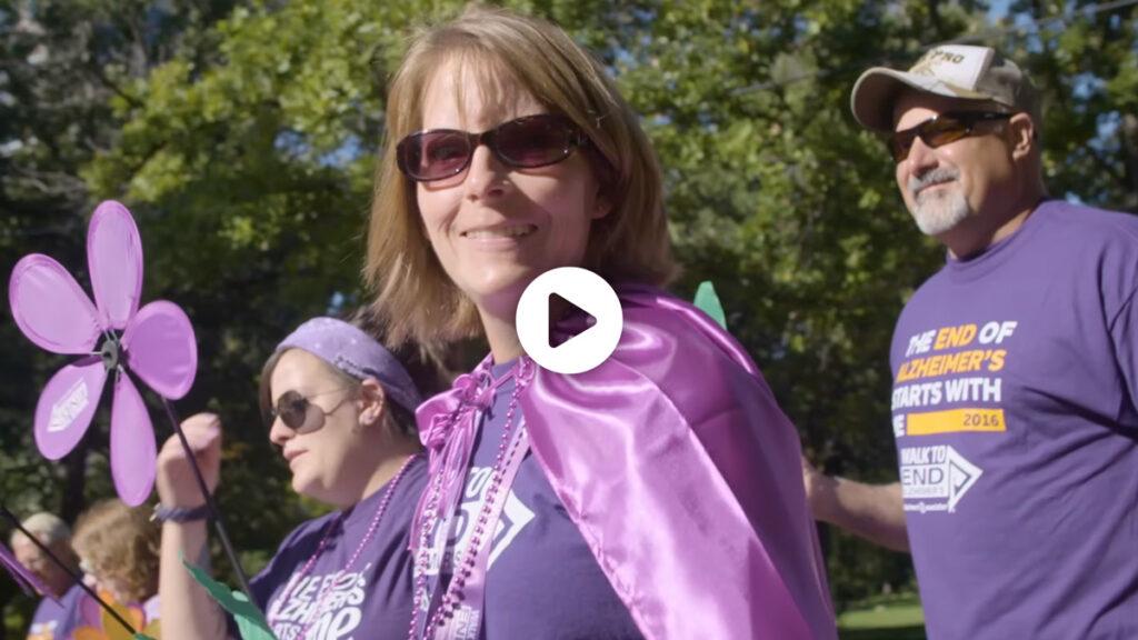Pegasus Senior Living | Walk to End Alzheimer's