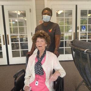 Pegasus Senior Living | Isabela at Historic Roswell Place