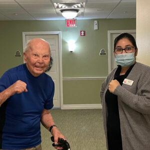 Pegasus Senior Living | Maria at Sun City West Assisted Living